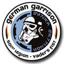 German Garrison Logo