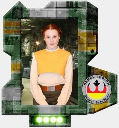 AlCeRey im Kostüm Kaydel Ko Connix aus Episode VII