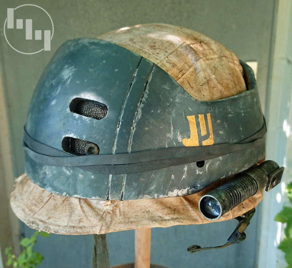 Baubericht Scarif Marine aus Rogue One Der Helm